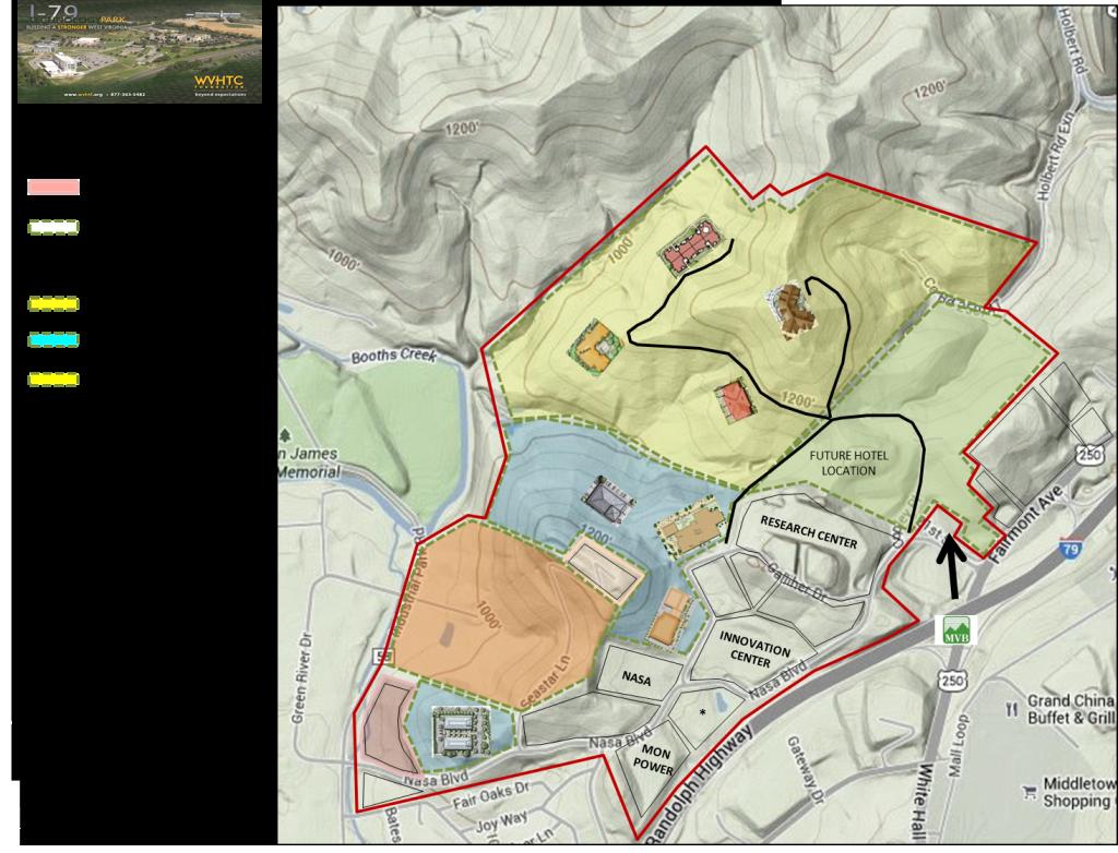 I79 Technology Park MASTER v2.1 planning